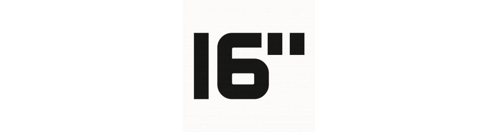 "Puklice 16"""